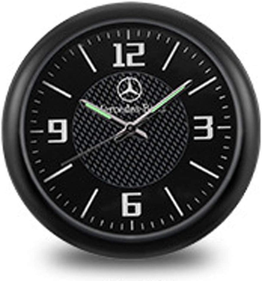 JHEK Tableau De Bord Dhorloge De Voiture Horloge /à Quartz Lumineuse Choisissez Parmi Une Vari/ét/é De Marques Surface De Quartz Mat/ériau en Alliage 2020 Nouvelle Mise /à NiveauCadillac