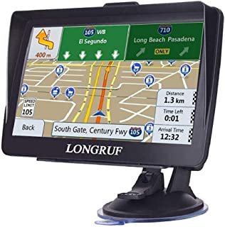 $69 » Car GPS Navigation,7-inch HD Display with Sun Visor GPS Navigation 8GB 256MB Satellite Navigation, Voice Navigation, Free ...
