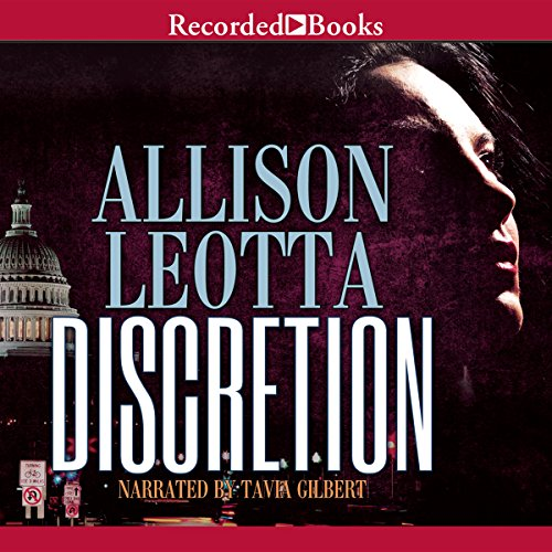 Discretion audiobook cover art