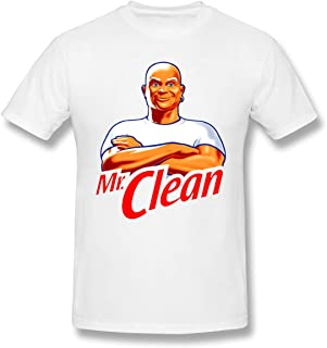 Mr. Clean Logo T Shirt