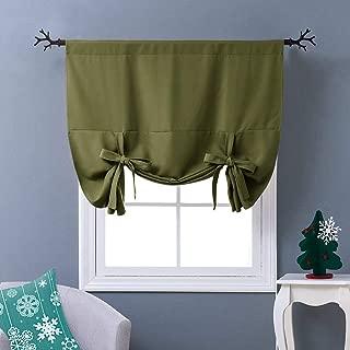 Best green kitchen curtains Reviews