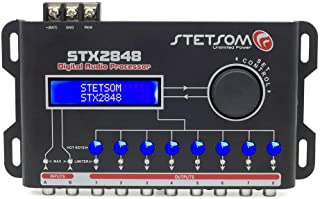 Stetsom STX2848-8 Way - Dynamic Crossover and Equalizer 15 Band Sound Processor photo