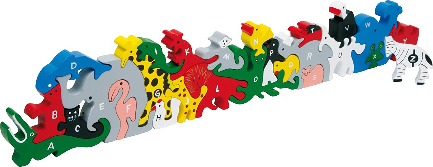 Small sold out Foot 2841 Wooden Puzzle Letters half Lea Numbers and Preschool