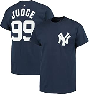 Best aaron judge t shirt mens Reviews