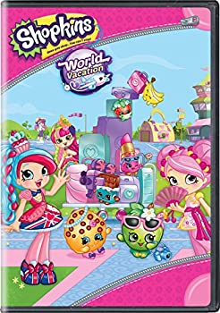 Shopkins World Vacation [DVD]