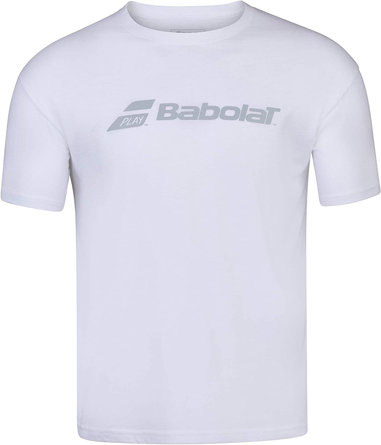 Mail order Babolat Men's Exercise Crew Training Tennis Neck 2021new shipping free Tee