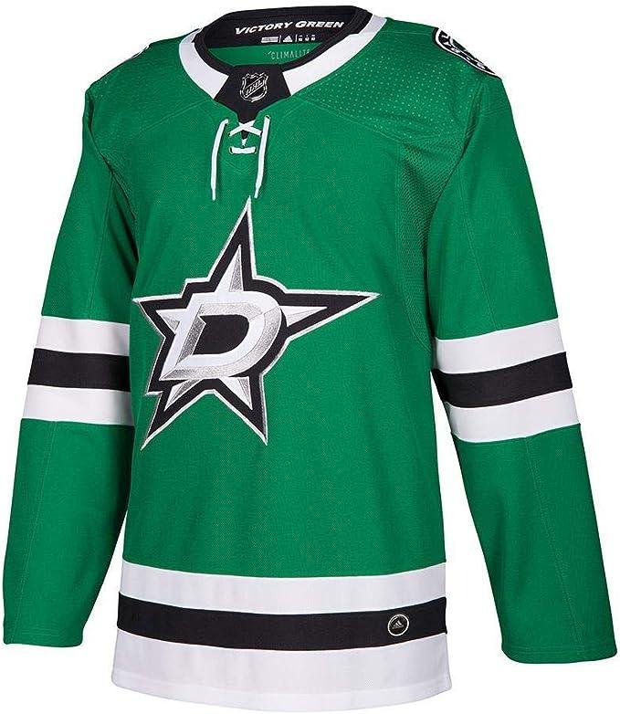 Amazon.com : adidas Dallas Stars NHL Men's Climalite Authentic ...