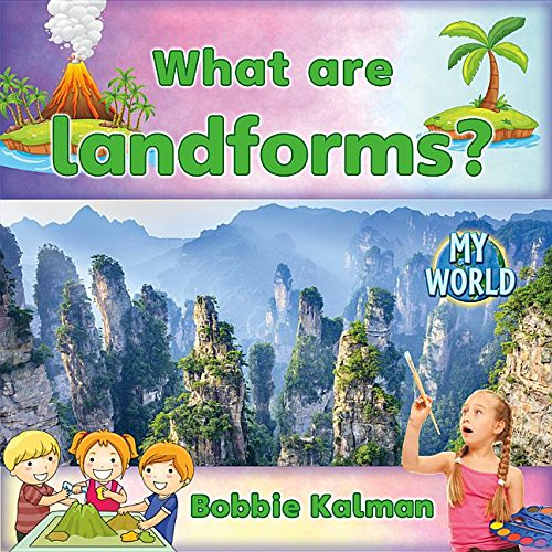 What Are Landforms? (My World)