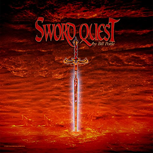SwordQuest audiobook cover art