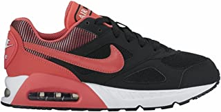Nike Kid's Air Max IVO (GS), Black/Ember Glow