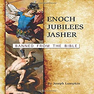 Enoch, Jubilees, Jasher: Banned from the Bible audiobook cover art