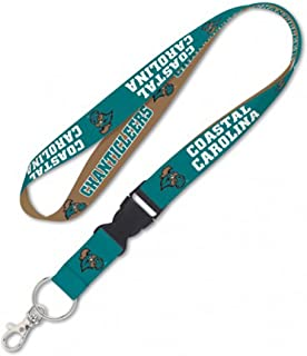 WinCraft Coastal Carolina Chanticleers Premium Schlüsselband, 58,4 cm lang, 2,5 cm breit
