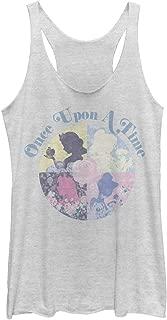 Disney Princesses Women's Once Upon a Time Racerback Tank Top