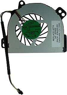 Power4Laptops Ventilador para Ordenadores portátiles Compatible con HP Pavilion DM1-3245CA