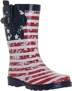 Best american flag rain boots Reviews