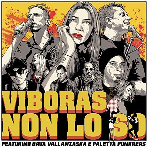 Viboras feat. Punkreas & Vallanzaska