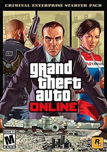 [価格改定] Grand Theft Auto V: 犯罪事業スターターパック|オンラインコード版