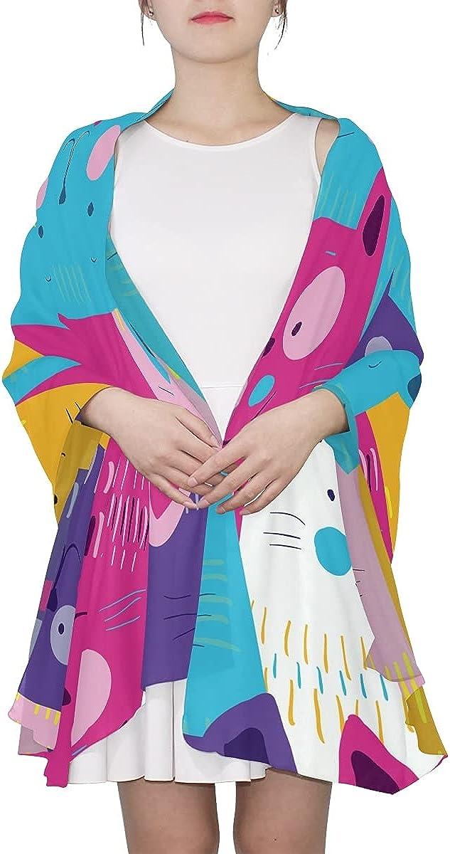 Chiffon Scarfs Shawl Women Wrap Summer Scarves Color Cheap SALE 5 ☆ popular Start Spring for