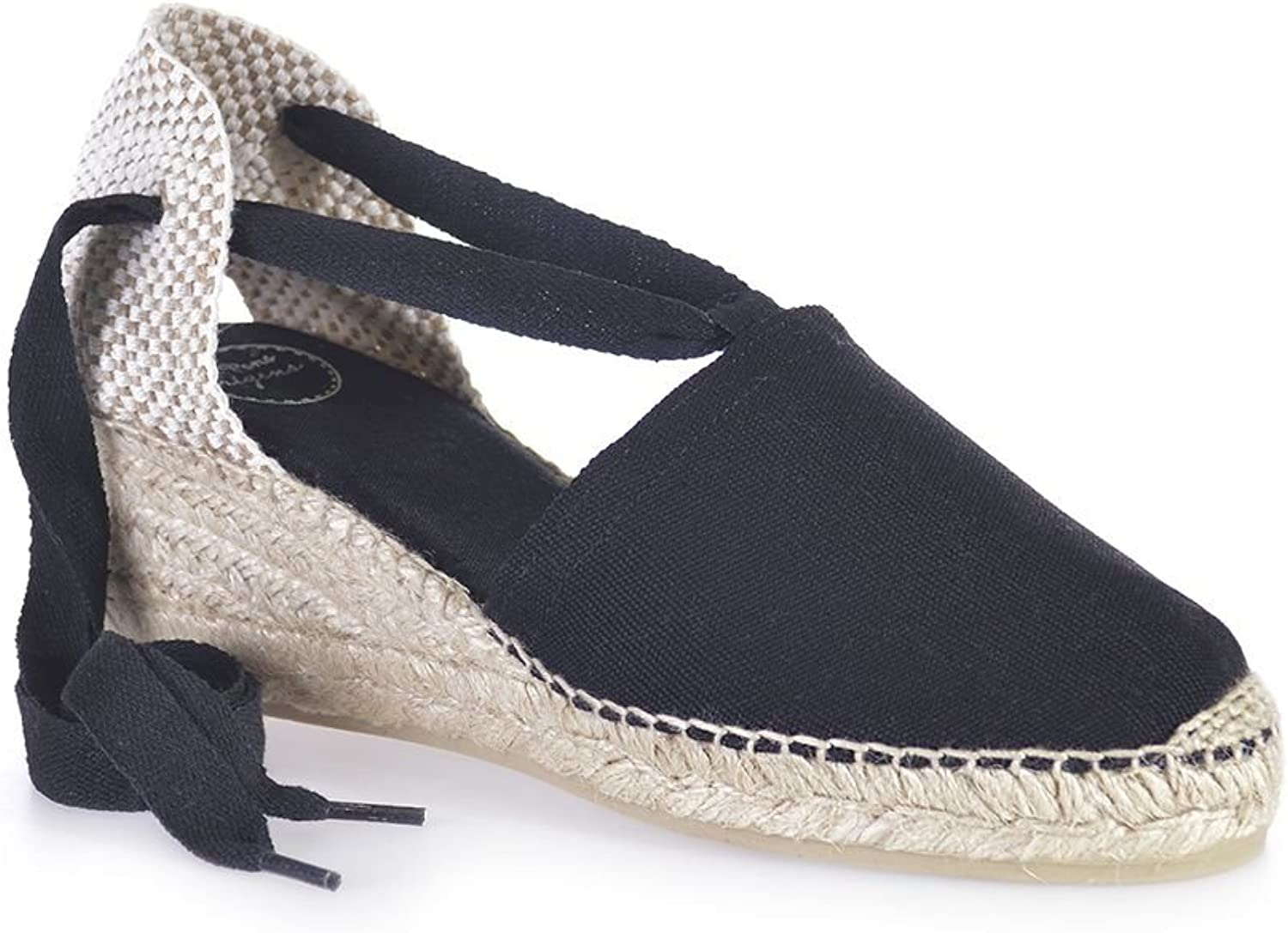 Toni Pons Valencia - Vegan Espadrille for Woman Made in Fabric.