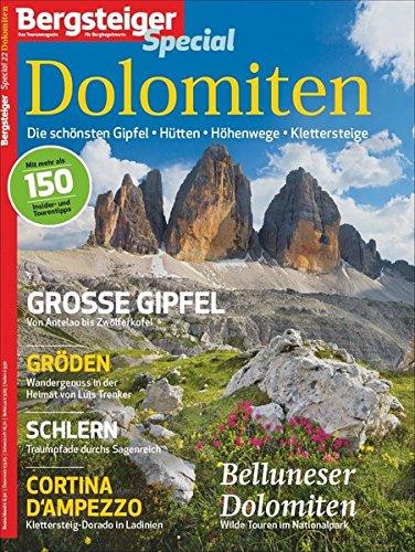 BERGSTEIGER Special 22: Dolomiten