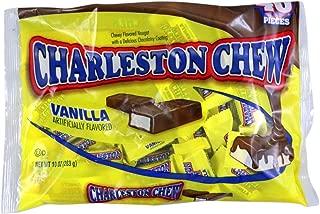 Vanilla Charleston Chew Candy Bag, 40 Count Bag
