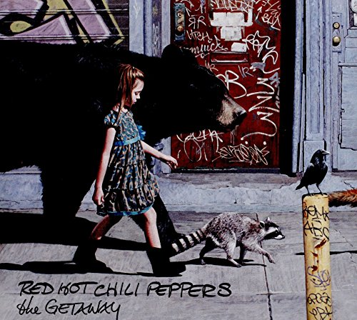 Red Hot Chili Peppers - The Getaway [Disco de Vinil]