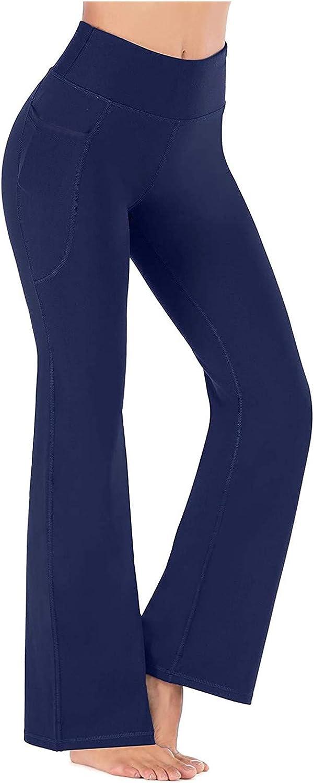 Plus Size Legging Straight Leg Yoga Pants High Waist Leggings for Women Regular Sportswear Workout