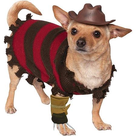 Rubie's A Nightmare on Elm Street Freddy Krueger Pet Costume