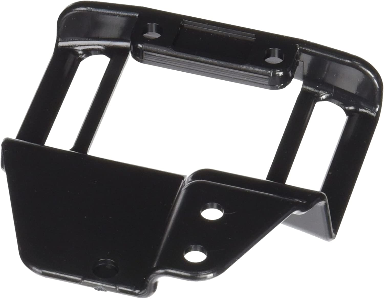 Uncle Mike's Kydex Off-Duty and Concealment Accessory Belt Loop Holster (Black, Left Hand)