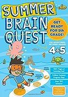 Summer Brain Quest Between Grades 4 & 5