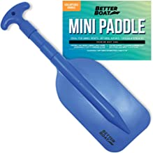 Telescoping Plastic Boat Paddle Collapsible Oar Kayak Jet Ski and Canoe | Paddles Small Safety Boat Accessories