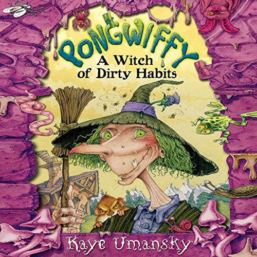 Couverture de Pongwiffy: A Witch of Dirty Habits
