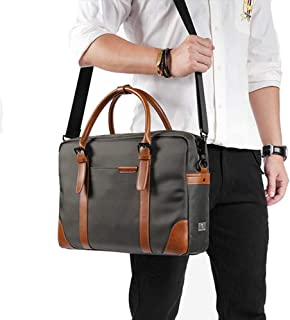 Mens Bag New Mens Messenger Bag Waterproof Large Satchel Shoulder Bag College High capacity