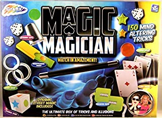 magic magician grafix
