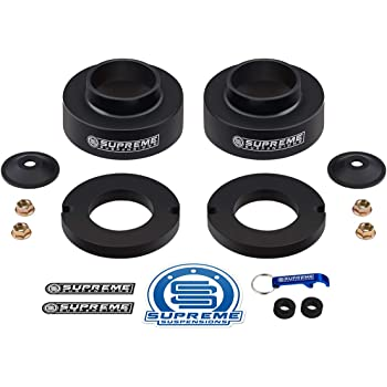 Big Brawns Liftcraft Rear High-Strenght Delrin Spacers Suspension Lift Kit 4x2 4x4 2002-2009 Chevy Trailblazer GMC Envoy Lift Kit Full 3 Front
