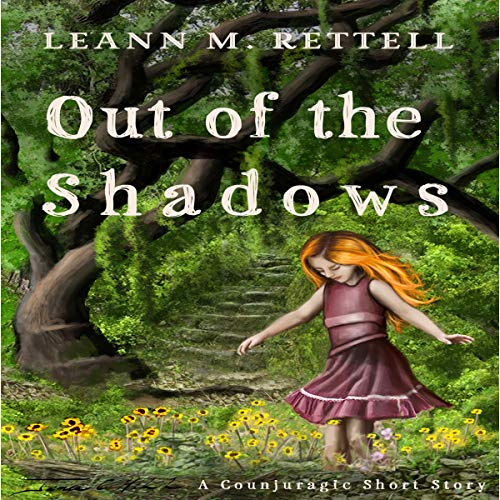 Out of the Shadows audiobook cover art