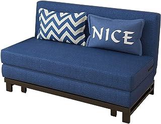 HLZY Divano Letto Sleeper Convertible Lounge Couch futo Divano Letto Pieghevole Robusto e Durevole, Divano reclinabile, Ch...