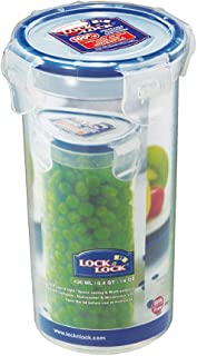 LOCK & LOCK 14-Fluid Ounce Round Food Container, Tall, 1.8-Cup