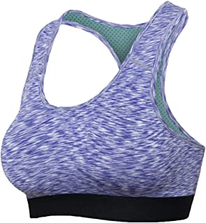 Women High Impact Workout Gym Activewear Bras Sports Racerback Bras
