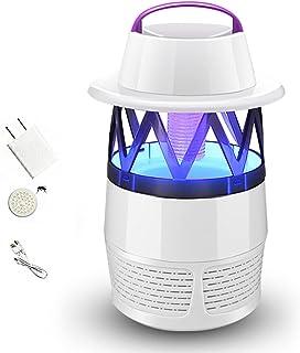 Elektrische Binnenmuggenval, USB Vliegenval Muggenverdelgerlamp, Catcher-Moordenaar Voor Muggen, Vliegenval Voor Binnen, V...