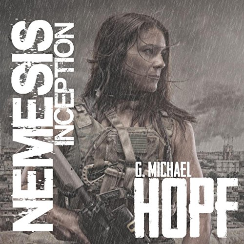 Nemesis: Inception audiobook cover art