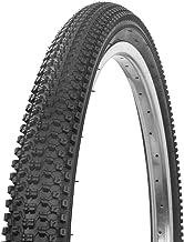 "Fenix Cycles Bicycle Tire Wanda 24"" x 2.35"" Black/Black Side Wall P-1226, for MTB Mountain Bike"