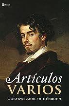 Artículos varios (Spanish Edition)