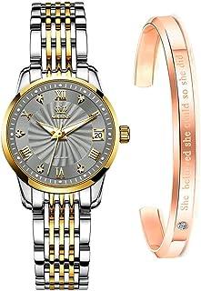 Women Watch Mechanical Automatic Self Winding Tengyi Gold...