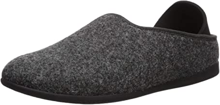mahabis Classic 2 Slipper Dark Grey/Black 9.5 M/11.5 W M US
