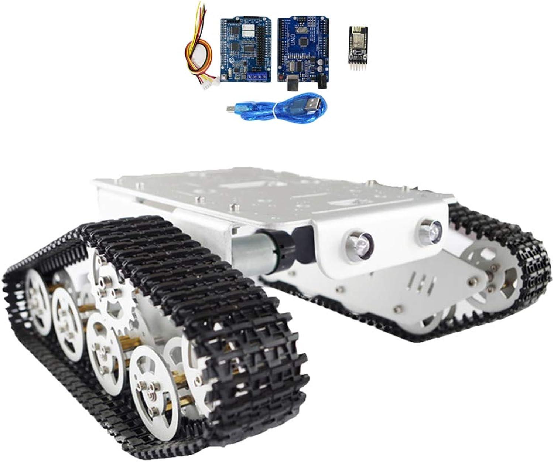 suministro directo de los fabricantes Perfeclan Chasis Chasis Chasis de Brazos Amortiguadores Controllo Remoto DIY para Arduino - WiFi  Para tu estilo de juego a los precios más baratos.