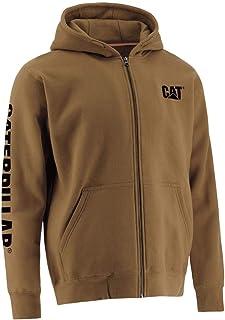 Men's Full Zip Hooded Sweatshirt (Regular and Big & Tall...