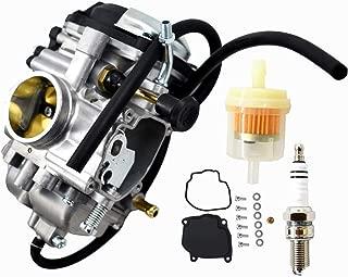 labwork Carburetor Carb Fit for Yamaha Wolverine 350 YFM350FX YFM350 FX 4X4 1996-2005