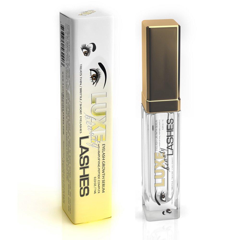 Luxe sale Beauty New item Lashes Eyelash Growth Serum Lush Longer L Fuller -