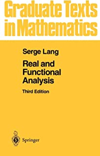Real and Functional Analysis (Graduate Texts in Mathematics) (v. 142)